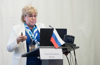 prof. Irina Khrustaleva