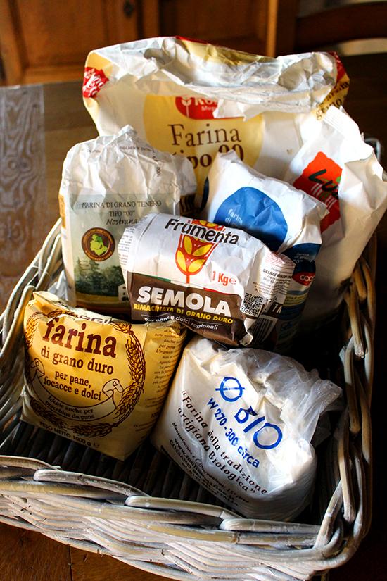 Italian flour