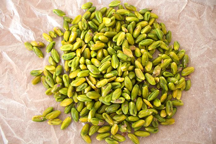 pistacchi verdi di Bronte DOP