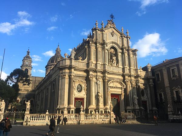 cathedral santa agata catania