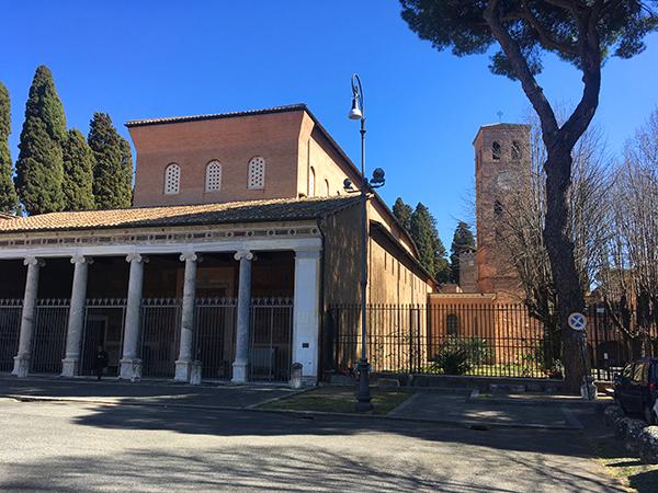 via delle sette chiese