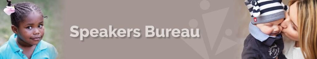 Speakers Bureau