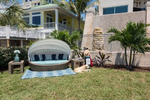 Bradenton custom pool builder insane pools custom water feature backyard