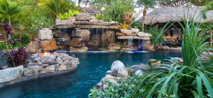 natural-rock-waterfall-pool-siesta-key-donzi-38-zrc-stone-grotto