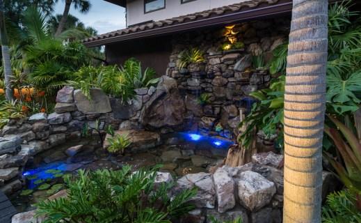 natural-rock-waterfall-pool-siesta-key-rock-water-wall