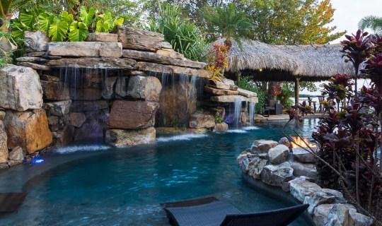 natural-rock-waterfall-pool-siesta-key-sun-shelf-fire-pit