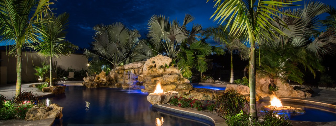 Modern Caribbean Limestone Lagoon
