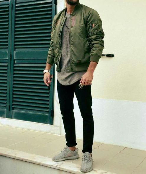 moda masculina - lucas maronesi - jaqueta bomber 6
