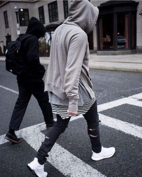 looks masculinos minimalista monocromatico - moda masculina - lucas maronesi 22