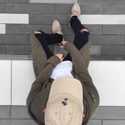 looks masculinos minimalista monocromatico - moda masculina - lucas maronesi 24