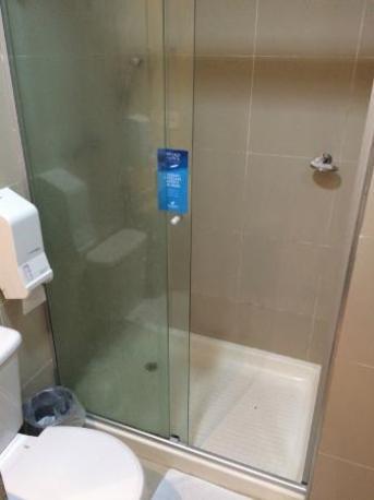 Baño fast sleep ducha