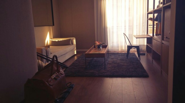 Ingreso habitacion CASASUR Palermo