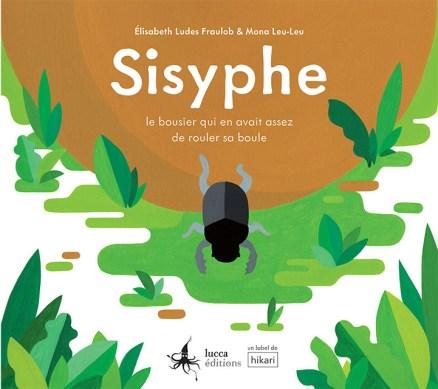Couverture de Sisyphe le bousier, album 4 ans