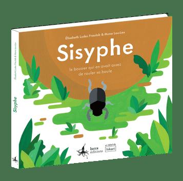 Couverture 3D de Sisyphe