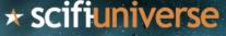 Logo de SciFi Universe, magazine des cultures de l'imaginaire