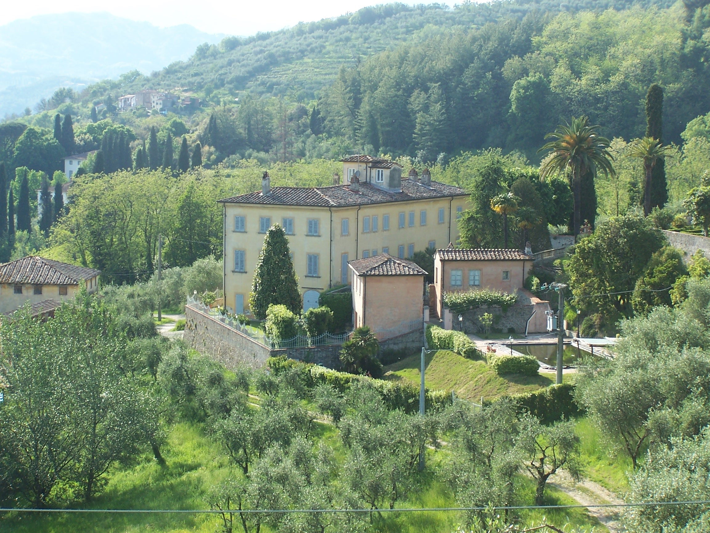 Lucca Villas Villas Lucae The Good Property In Tuscany