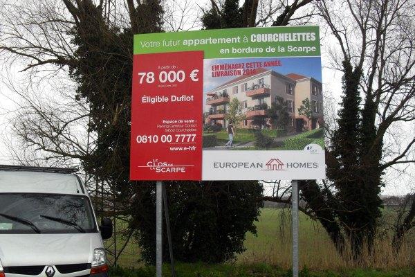 European Homes – COURCHELETTES