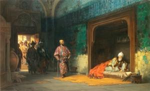 1 capturarea lui Baiazid