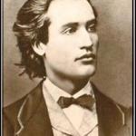 Eminescu, 25 febr. 1866: ,,De-aş avea