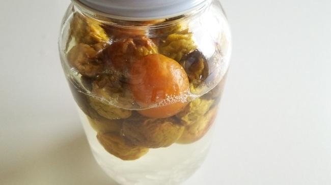 発酵 梅 ジュース