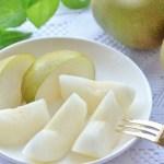 甘くない梨を甘くする方法と美味しい食べ方、料理への利用法をご紹介!