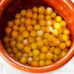 梅酢がしょっぱい!漬物を漬けるのに塩辛すぎる時に薄めるにはどうしたらいい?