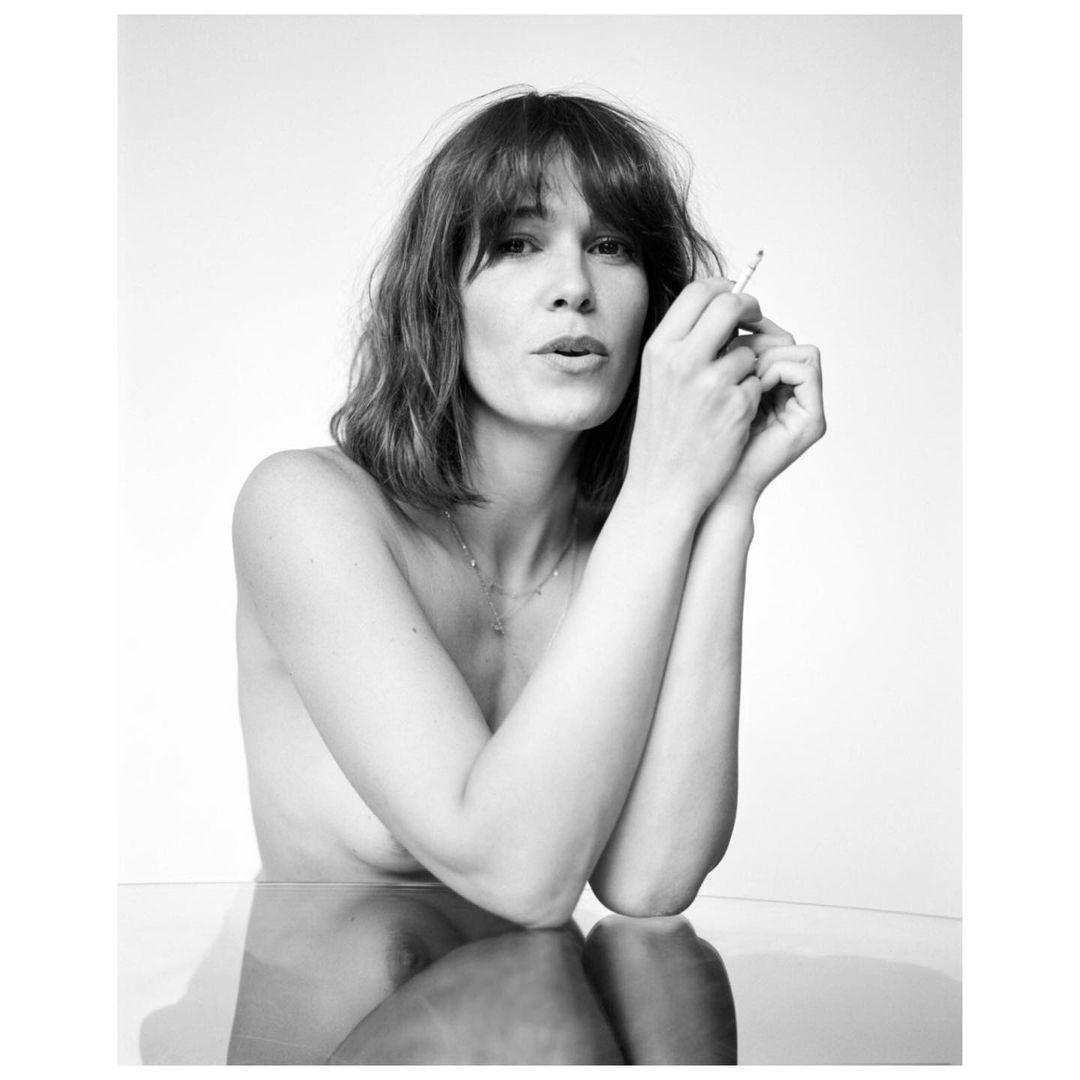 Celia Freijeiro al desnudo