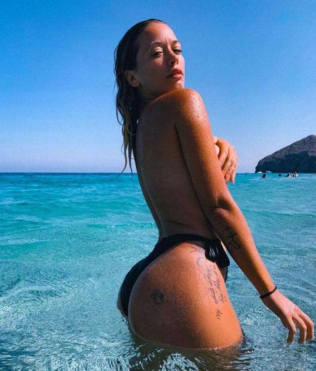 Maika Rivera al desnudo   Instagram, La Isla de las Tentaciones y Onlyfans
