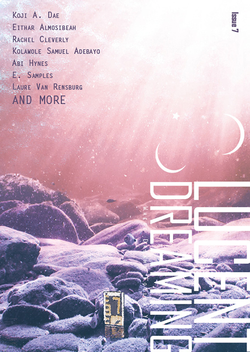Lucent Dreaming magazine cover for issue 7