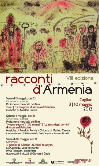 "Rassegne a Cagliari: ""Racconti d'Armenia"" alla Cineteca Sarda"