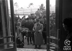 Fig. 5. Archivio Luce, Reparto Attualità, servizio fotografico n. 485 del 19 dicembre 1936, Littoria - Il Duce inaugura le nuove opere del regime