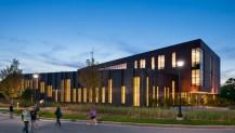 University of Connecticut, West Classroom Building, Location: Storrs CT, Architect: Leers Weinzapfel Associates
