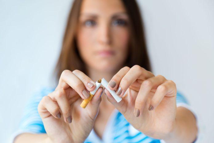 Es momento preciso para dejar de fumar