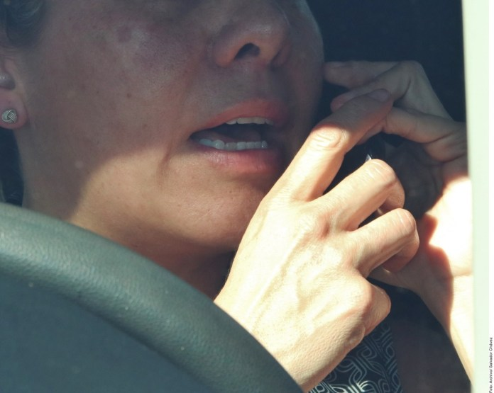 La pandemia de mano de la violencia intrafamiliar