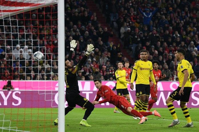 Quiere Bayern 'sana distancia' como líder