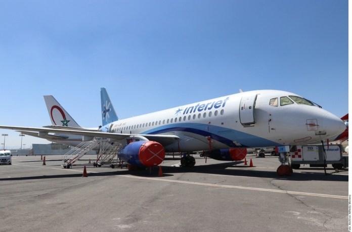 Interjet, la aerolínea más perjudicada por la crisis de Covid-19
