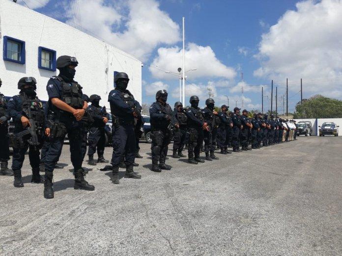 Dan 233 millones de pesos de Fondo de Seguridad a Quintana Roo