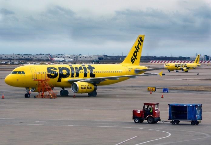 Inicia Spirit Airlines vuelos de EUA a Quintana Roo