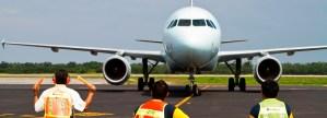 Dominan llegadas Aerolíneas foraneas