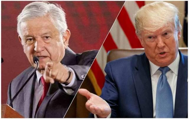 El presidente López Obrador se reunirá próximamente en Washington con Donald Trump.