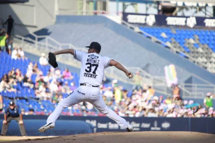 Insiste Liga Mexicana de Beisbol en jugar con público