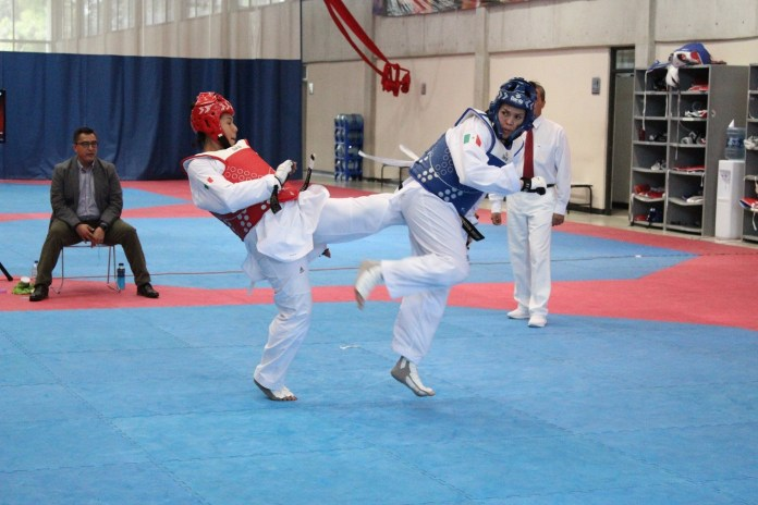Tienen 'ventaja' taekwondoínes mexicanos