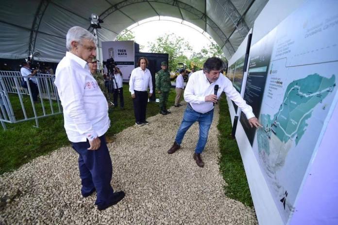 Nido de Víboras: Tren Maya