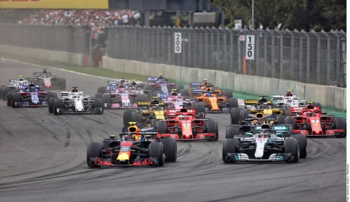 Calienta motores la Fórmula 1; arranca temporada en julio