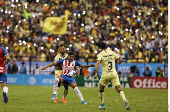 Regresa futbol a México con torneo amistoso