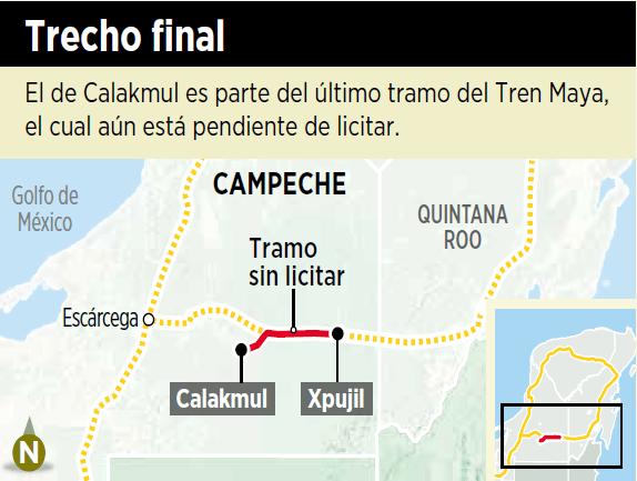 trecho final tren maya