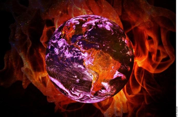 Planeta va por calentamiento mayor a 1.5 grados