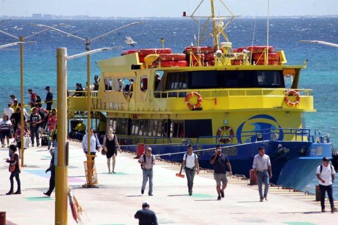 Va Cofece contra 'monopolio' de transporte marítimo en Quintana Roo