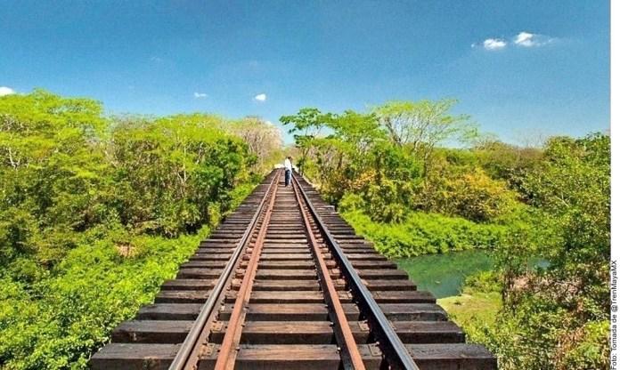 Cruza Tren Maya 3 mil sitios arqueológicos