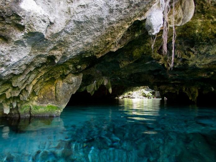 Cuevas subterràneas de Quintana Roo, atractivo turístico
